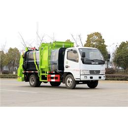 装载质量6吨泔水垃圾车-收运剩饭剩菜餐余垃圾车售价