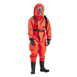 霍尼韦尔外置式重型防化服全封闭重型防化服现货
