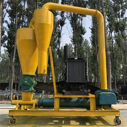气力输送机-大丰机械-化肥颗粒气力输送机