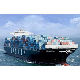 窗帘从广州海运新加坡新加坡都有哪些好的运输公司