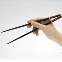 圆桌与筷子