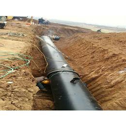 卢氏3pe地埋防腐钢管生产加工