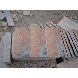 石头砖块 红色文化砖 价格  厂家供应 浓浓的古代气息