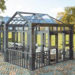 抚州专用阳光房门窗 玻璃厂家生产缩略图