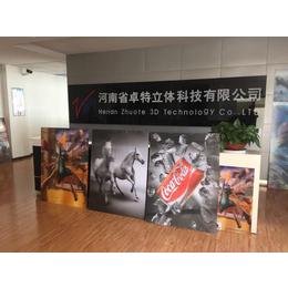 供应大幅板材裸眼3D立体画立体广告画装饰画厂家效果逼真缩略图