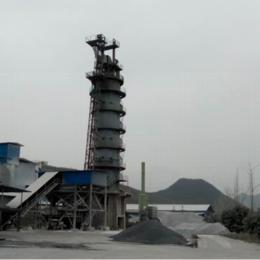 改造150m3石灰窑竖炉