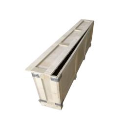 免熏蒸木箱设计定做城阳棘洪滩厂家供应运输用可上门安装