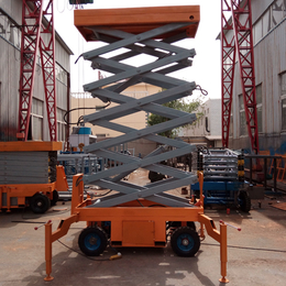 18米升降机 萍乡市高空作业举升机制造 剪叉升降平台厂家直销