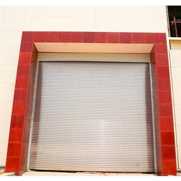 红桥区电动卷帘门定制厂家 天津安装不锈钢卷帘门图片大全