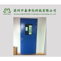 洁净净化门 钢制净化门  防火芯材钢制门