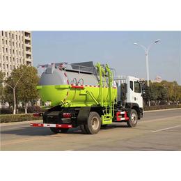 厂家直销天锦10吨餐余垃圾运输车