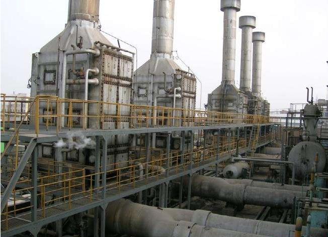 西气东输过程中对余热锅炉的有效利用