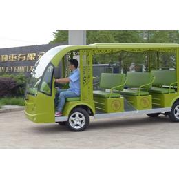 供应厂家直销景区电动观光车DN-14F仿古观光车