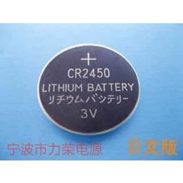 CR2450锂锰电池缩略图