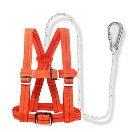 QYT五点式全身安全带 蚕丝绝缘安全带 带电作业安全保护装置