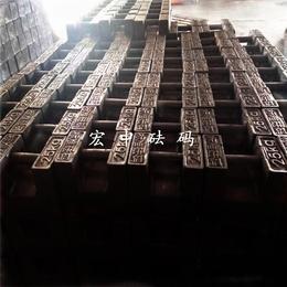 铜川市20公斤玻璃厂检测用标准砝码价格