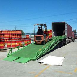 8吨移动登车桥 江门市电动移动登车桥报价 移动装卸过桥价格