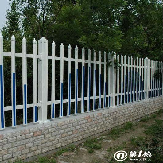 江苏徐州院墙护栏 厂区 学校幼儿园 庭院护栏 塑钢围栏