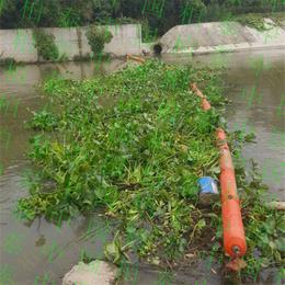 打造美丽乡村河道专用拦垃圾漂浮物拦截浮筒