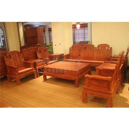西安榆木家具定制厂家-定做价格-老榆木家具效果图