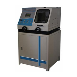 供应厂家柜式自动金相切割机Q-100B手动自动一体式