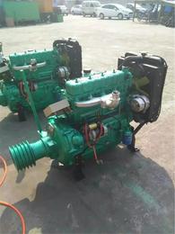 50马力 60马力潍坊4102粉碎机柴油机凸机基础机普惠产品