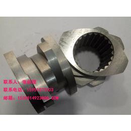 南京科尔特6542料T35机T50机双螺杆螺纹元件厂家