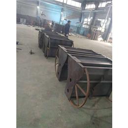 预制隔离墩模具 水泥隔离墩钢模具环保生产型