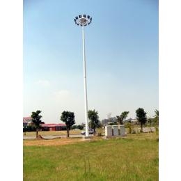 太阳能高杆灯厂子|恒利达专业制造|小站太阳能高杆灯