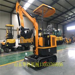山东华科机械 13型小型挖掘机厂家直销