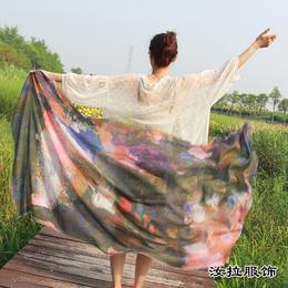 围巾工厂_专业围巾生产经营厂_汝拉服饰 近万个围巾款式供选择