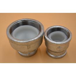 衬塑管件批发 供应玛钢衬塑管件饮用水专用