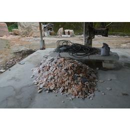 水磨石彩石子 杂色石子厂家供应  常用作园林小径庭院的铺设