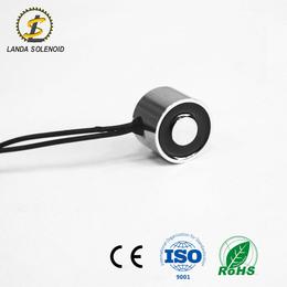 兰达厂家直销超强圆形吸盘式电磁铁H2015
