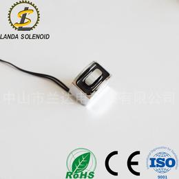 定制弧面吸盘式电磁铁 方形吸盘电磁铁 HY251725