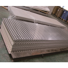 耐磨5052铝合金花纹板 5A05花纹铝板 防滑铝板厂家
