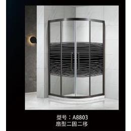 永利网址国际房弧扇形整体浴室