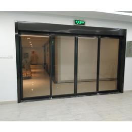 明和门控(图)-超市玻璃门厂商-超市玻璃门