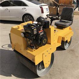 江苏微型座驾压路机 振动双轮压路机