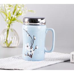 供应商批发马克杯变色陶瓷杯批发创意广告水杯定制