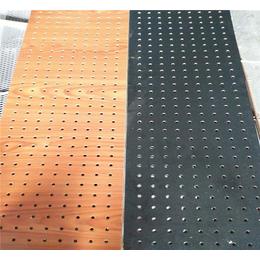 穗安(图)-吸音墙冲孔板厂家-冲孔板