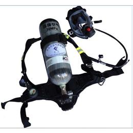 供应普达正压式空气呼吸器长管呼吸器火灾救援呼吸器价格