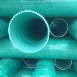 山西太原厂家现货供应轩驰牌玻璃钢复合管承插口连接外表绿色