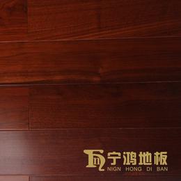 木地板非洲圆盘豆原木地板柚木NH206