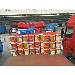 爱迪斯PB型聚合物改性沥青防水涂料施工现场
