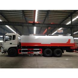 20吨20立方保温运输热水车_电厂蒸汽加热热水保温车