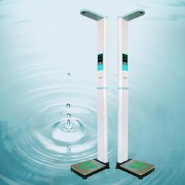 上禾科技SH-300G打印语音播报超声波身高体重测量仪电子秤
