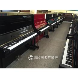 温岭钢琴二手钢琴钢琴培训全新美国托马斯钢琴全水晶皇冠系列