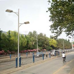 河北利祥灯杆厂家 供应全国5-10米照明路灯 灯杆灯柱