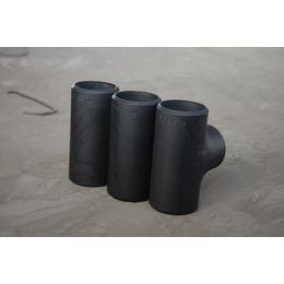 苏州定制加工DN150碳钢锻打高压三通